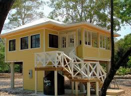 House Plans Waterfront Beachfront House Plans On Pilings Escortsea Hahnow