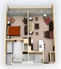animal kingdom 2 bedroom villa floor plan of disney vacation club rooms on disney pix