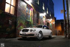 bentley continental flying spur black bentley flying spur black di forza bm9 savini wheels savini