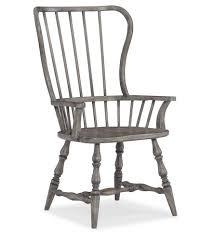 Ring Pull Dining Chair True Vintage Hooker Furniture
