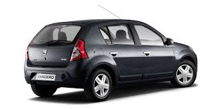 the diesel version of the dacia sandero available in the