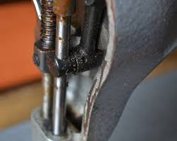 using and repair an old sewing machine old models like singer