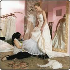 wedding dress maker wedding dress seamstress helps gain perspective