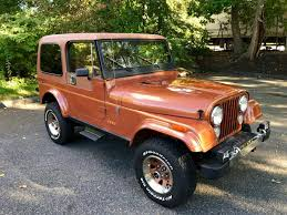 cj jeep wrangler 1983 jeep cj7 for sale 1885903 hemmings motor news