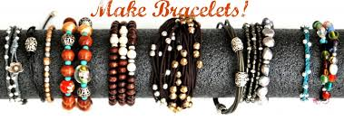 How To Make Jewelry Beads At Home - make bracelets bracelet making tips u0026 design inspiration by