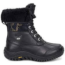 ugg s adirondack ii winter boots amazon com ugg womens adirondack ii velvet boot ankle