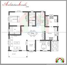 2800 Sq Ft House Plans Modern House Plan 2800 Sq Ft Kerala Home Design And Floor Plans