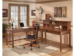 Office Depot Computer Desks Black Office Desk Hutch Shaped Desk Hutch Harvest Cherry Home