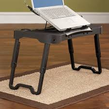 Folding Laptop Desk Mainstays Ez Fold Laptop Table Walmart