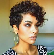 curly perms for short hair photos curly perms for short hair black hairstle picture