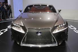 lexus next supercar 2012 paris lexus lf cc concept paves the way for next generation is