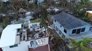 hurricane irma as storm bears down on florida virgin islands