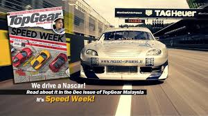 topgear malaysia this is a nascar with jack rix speed week youtube
