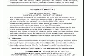 Retail Customer Service Resume Sample by Resume Customer Services Retail