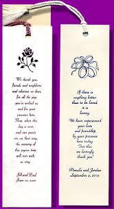 bookmark favors wedding bookmarks wedding bookmark favors