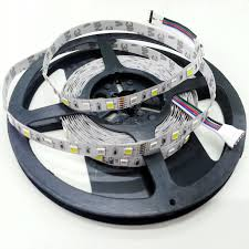 meters 12v smd 5050 rgbw led strip light non waterproof