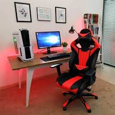 fauteuil de bureau gaming pc bureau gaming this built a custom pc gaming desk and its