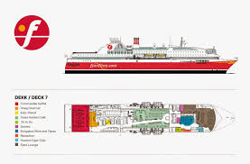 Cruise Ship Floor Plans Ms Stavangerfjord Ship Visit And Photo Tour