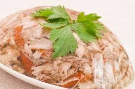 poulet cuisine aspic de poulet recettes de cuisine française
