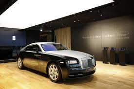 roll royce delhi after the u201catelier u201d rolls royce opens its first permanent luxury