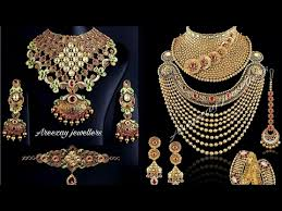 wedding necklace designs 22k gold necklace designs 2017 bridal necklace