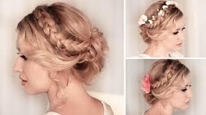 wedding braided hairstyles cool braided bridal hairstyles trendy