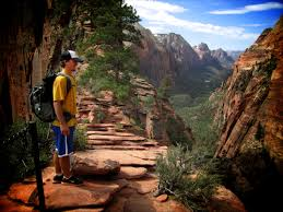 hiking the narrows in zion national park oh the you meet
