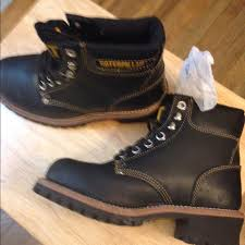 womens caterpillar boots size 9 56 cat boots cat logger boots s 9 from tracy s