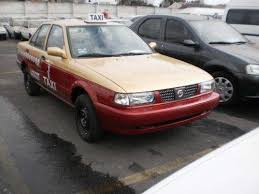 nissan tsuru taxi which car is mostly used as a taxi in your country