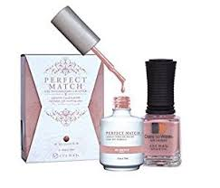 amazon com lechat perfect match nail polish mi amour 0 500