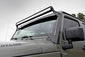 rattletrap jeep rollin coal feniex led light bar adrenaline capsules pinterest led light