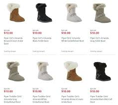 kmart s boots on sale expired kmart com free toddler boots after points 21