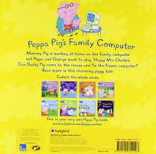 peppa pig peppa pig u0027s family computer amazon uk ladybird
