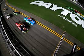 Ford Racing Flag Almirola Wins By Inches In Daytona Photo Finish U2013 Racingjunk News