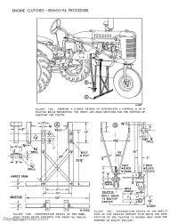 international harvester farmall tractor engine clutch transmission