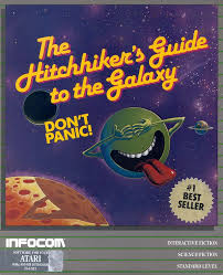 yazi play zork hitchhiker u0027s guide to the galaxy and more on the
