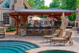 Patio And Pool Designs Popular Of Pool And Patio Design Ideas Modern Backyard Retreat