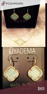 dyadema earrings set per uno stile rock dyadema