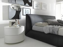 easy and simple nightstand designs for small bedrooms