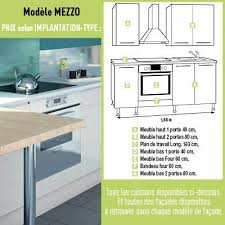 modele cuisine brico depot bloc cuisine brico depot trendy meuble de cuisine brico depot