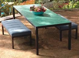 tile patio table set amazing tile top patio dining set dining room tile patio table