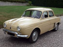 renault dauphine gordini 1960 renault dauphine information and photos momentcar