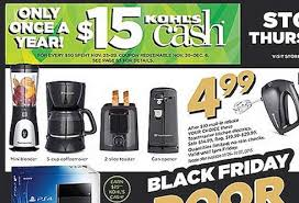 catalogo black friday target kohl u0027s black friday 2016 predictions bestblackfriday com black