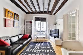 cuisine ouverte sur s駛our location appartement meublé à de 42 m 1 chambre