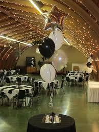 balloon centerpieces using 5 16