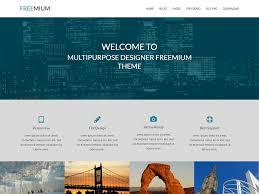 freemium u2014 free wordpress themes