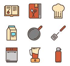 kitchen icon kitchen icons 6 535 free vector icons