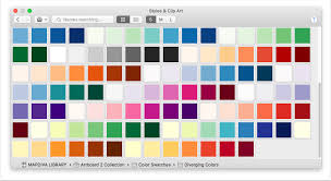 12 custom color palettes for macos mapdiva