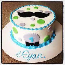 mustache birthday cake cluscakes on smashcake 1 birthday cake
