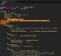 membuat web yii cara membuat module di framework yii2 agus wiji suhariono
